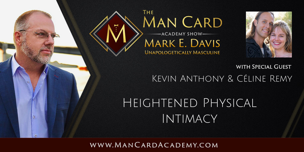 Heightened Physical Intimacy with Kevin Anthony and Céline Remy